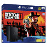 Sony PlayStation 4 Pro 1TB Console with Red Dead Redemption 2 - Jet Black