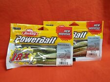 BERKLEY POWERBAIT POWER JERK SHAD (5IN) BABY BASS (10CT)(2PK'S)#1478920