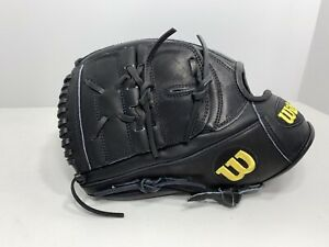 "Wilson A2000 11.75"" Black ""LEFTIE"" Baseball Glove WTA20LB15CK22GM, Brand NEW!"