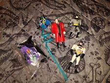 Batman The Animated Series Action Figure Lot Vintage