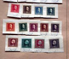 Gestempelte Briefmarken aus Österreich mit Bauwerks-Motiv