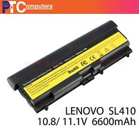 9 cell battery for Lenovo ThinkPad T410 T420 T510 T520 L410 W520 SL410 SL510