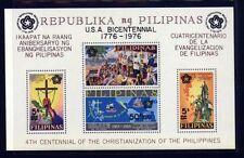 Phillippinen Block 9a 200 Jahre USA postfrisch