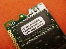 PDP Desktop Memory - 512 MB - DIMM 184-pin - DDR - 266 MHz / PC2100 NONECC