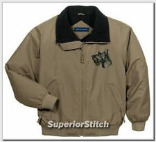 SCOTTISH TERRIER challenger jacket ANY COLOR