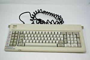 Tested IBM Model F XT 83 Key Buckling Spring Clicky Keyboard Vintage