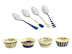 Funko Netflix Strangers Things Scoops Ahoy Ice Cream Bowl + Spoon 8 Piece Set