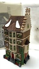 Dept 56 Dickens' Village Nephew Fred'S Flat Heritage Christmas 5557-3 with Box