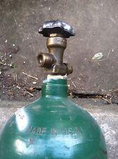 New listing 60 Cf Welding Cylinder tank bottle for Oxygen