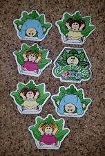 VINTAGE 1983 CABAGE PATCH KIDS MAGNETS