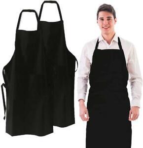 Parananza Apron Professional Baker Chef White Cotton 250 gr r143