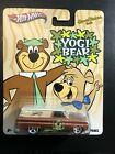 Hot Wheels 64 Chevy Panel Yogi Bear Hanna Barbera Series Diecast w/RRs tires