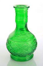 NEW SALE LARGE GREEN DIAMOND VASE Hookah Shisha Narguile for Water Smoking Pipe