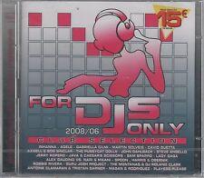 FOR DJS dj's ONLY  2008/06 CLUB SELECTION - 2 CD F.C. SIGILLATO!!!