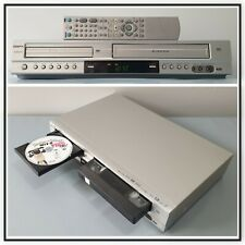 GPX VCD 8040 DivX-Y 6-HEAD VHS VIDEORECORDER / DVD PLAYER + FB KOMBIGERÄT #270