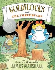 Goldilocks and the Three Bears by James Marshall, James Marshall (illustrator)