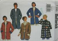 Butterick Sewing Pattern 3606  Misses Jacket Size 20 22 24