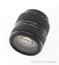 Sony DT 16-50mm f2.8 SSM SAL1650 Alpha A Mount Lens -Read-