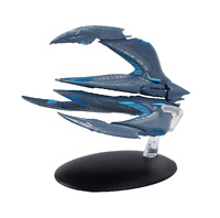 Eaglemoss Star Trek 024 XINDI-INSECTOID STARSHIP