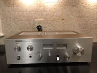 Mint Yamaha CA-410 Stereo Integrated Amplifier Perfect Working Condition