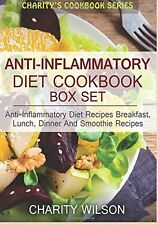 Anti-Inflammatory Diet Box Anti-Inflammatory Diet Recipes Breakfast Lunch Dinner