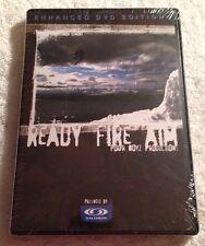 Ready Fire Aim (DVD, 2004) NEW SEALED