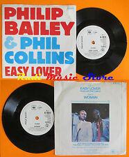 LP 45 7'' PHILIP BAILEY & PHIL COLLINS Easy lover Woman 1984  england cd mc dvd