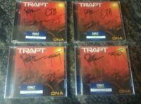 w/ autographed booklet Trapt DNA cd+ 2 Bonus tracks Best Buy signed global ship