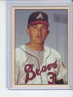 Phil Niekro '65 Atlanta Braves rookie season MC#161 tribute card