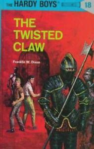 The Twisted Claw [Hardy Boys #18]