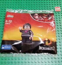 Lego The Incredibles 30615 Edna Mode Polybag New/Sealed/Hard to Find