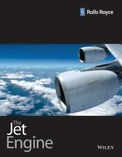 THE JET ENGINE - ROLLS ROYCE (COR) - NEW PAPERBACK BOOK