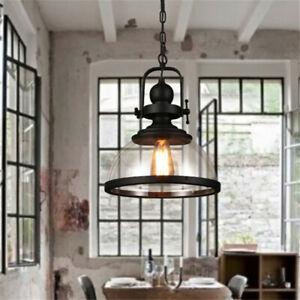 Industrial Bar Pendant Lights Kitchen Chandelier Light Modern Bar Ceiling Lights