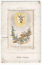 RELIGION / IMAGE PIEUSE / CANIVET / NUIT DE NOEL 1881