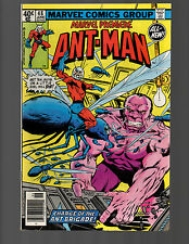 MARVEL PREMIERE #48 2nd ANT-MAN II HOT KEY !! VF