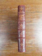 PEDRO ANTONIO DE ALARCON / DE MADRID A NAPOLES La Voz de Mexico 1870