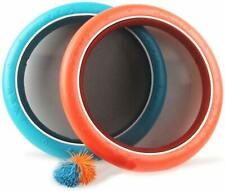 Flying Discs Toys Frisbees for Kids Catching Game Outdoor Flying Rings 2 Pack