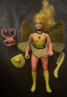 She-Ra Princess of Power Vintage Sweet Bee Action Figure Mattel 1984 MOTU HEMAN