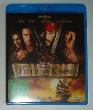 Fluch der Karibik   Blu Ray NEU Walt Disney Johnny Depp