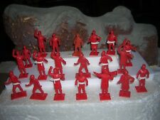 Topper Toy Soldiers Andy Gard Firemen