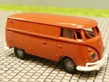 1/87 Brekina # 1426 VW T1 b Kasten mit Exportstoßstange rostbraun 32587