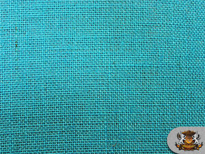 """Burlap Jute Fibers Fabric Texture Cloth 58"""" Wide Sold by the yard"""