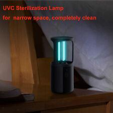 UVC Ozone Ultraviolet Germicidal Lamp UV Sterilization Light for Small Space