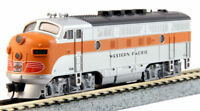 KATO 1761203 N Scale F3A F3 Western Pacific 803 DC DCC Ready 176-1203 Locomotive