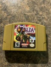 LEGEND OF ZELDA MAJORAS MASK - NINTENDO 64 N64 - GAME ONLY