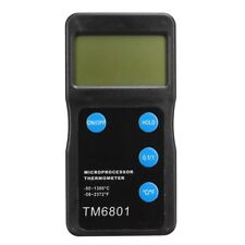 TM6801 High Temperature Microprocessor Thermometer Pyrometer -50-1300