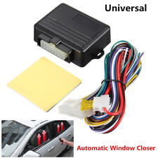Car Automatic Window Closer Security Alarm System Power Window Roll Up Closer