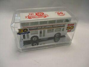 "Matchbox Promotional SF17 Leyland Titan Bus ""30th Convention"" Color Comp"