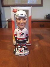 Mario Lemieux Team Canada 2002 Olympics Nhl Bobblehead Nib Bobble Dobbles Hockey