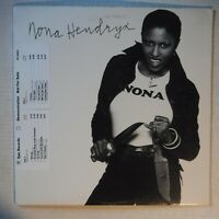 NONA HENDRYX - SELF-TITLED – PROMO 12 INCH 33 RPM VINYL LP ALBUM – EPIC PE-34863